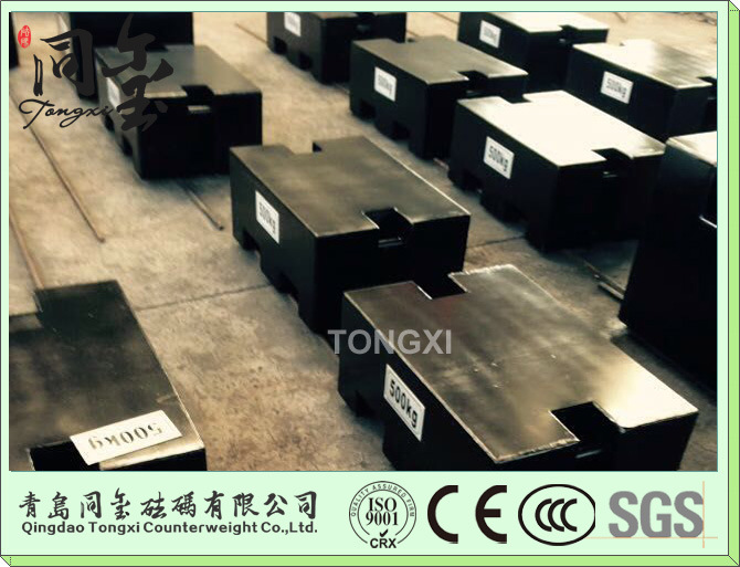 Calibration Weight Manufacture Test Weights for Crane