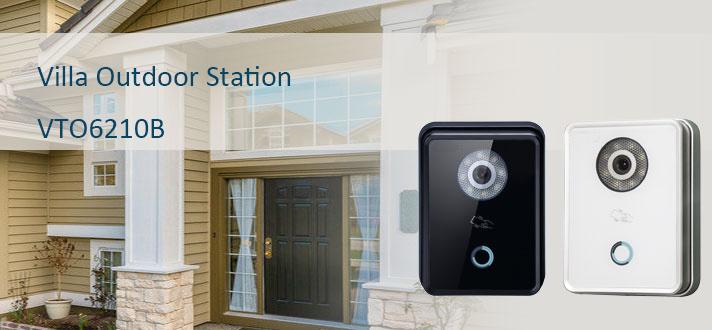 Dahua IP Villa Outdoor Station Video Intercom (VTO6210B)