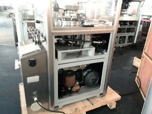 Gzp-16 Rotary Automatic Tablet Press Machine