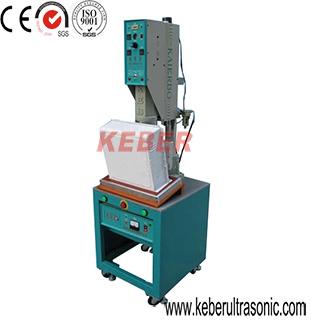 Ultrasonic Plastic Welding Equipment (KEB-2015, KEB-2018, KEB-1522, KEB-1526)
