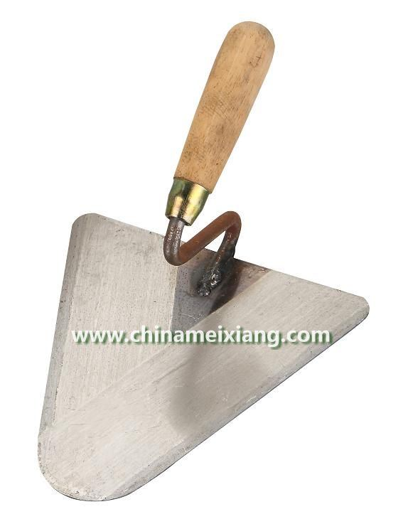 Trapezoid Plastering Trowel, Bricklaying Trowel (MX9026)