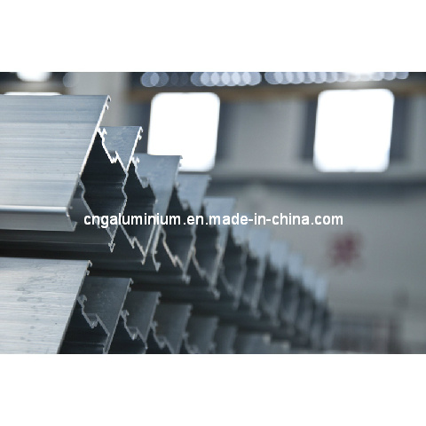 Mill Finish Aluminium Extrusion Profile (TM115)