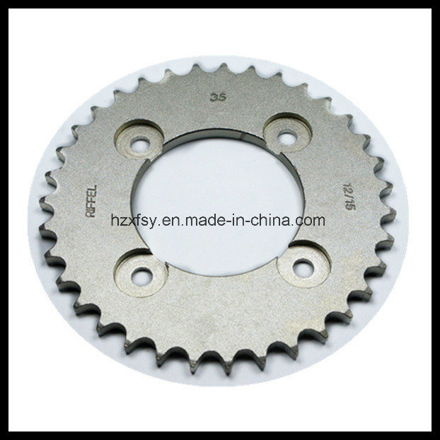 One Punch Forming Motorcycle Sprocket