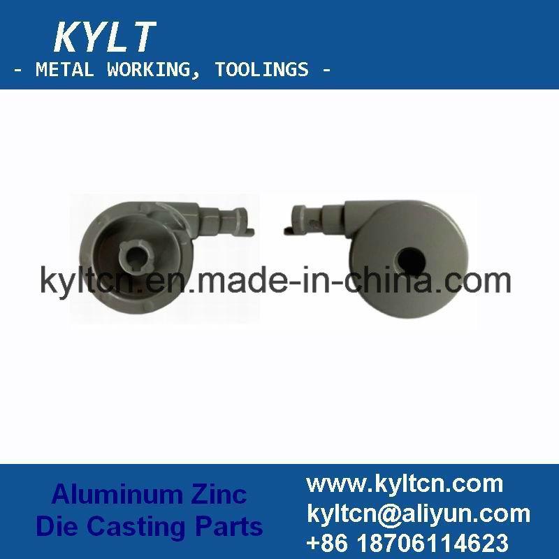 OEM Aluminum Zinc/Zamak Tubes Connector with SGS/RoHS
