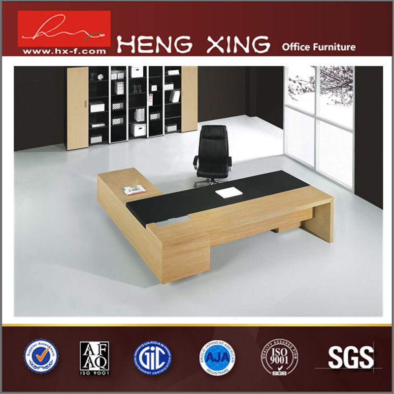 Office Table Furniture *L Shaped Desk Office Desk (HX-G0400)