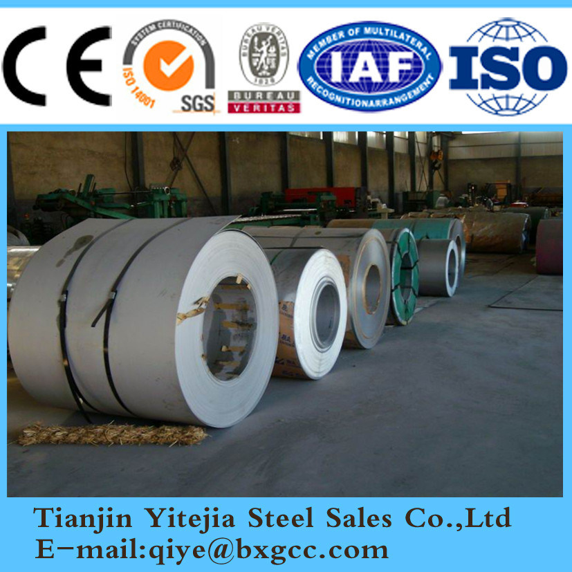 Manufacturer Stainless Steel Coil 253mA