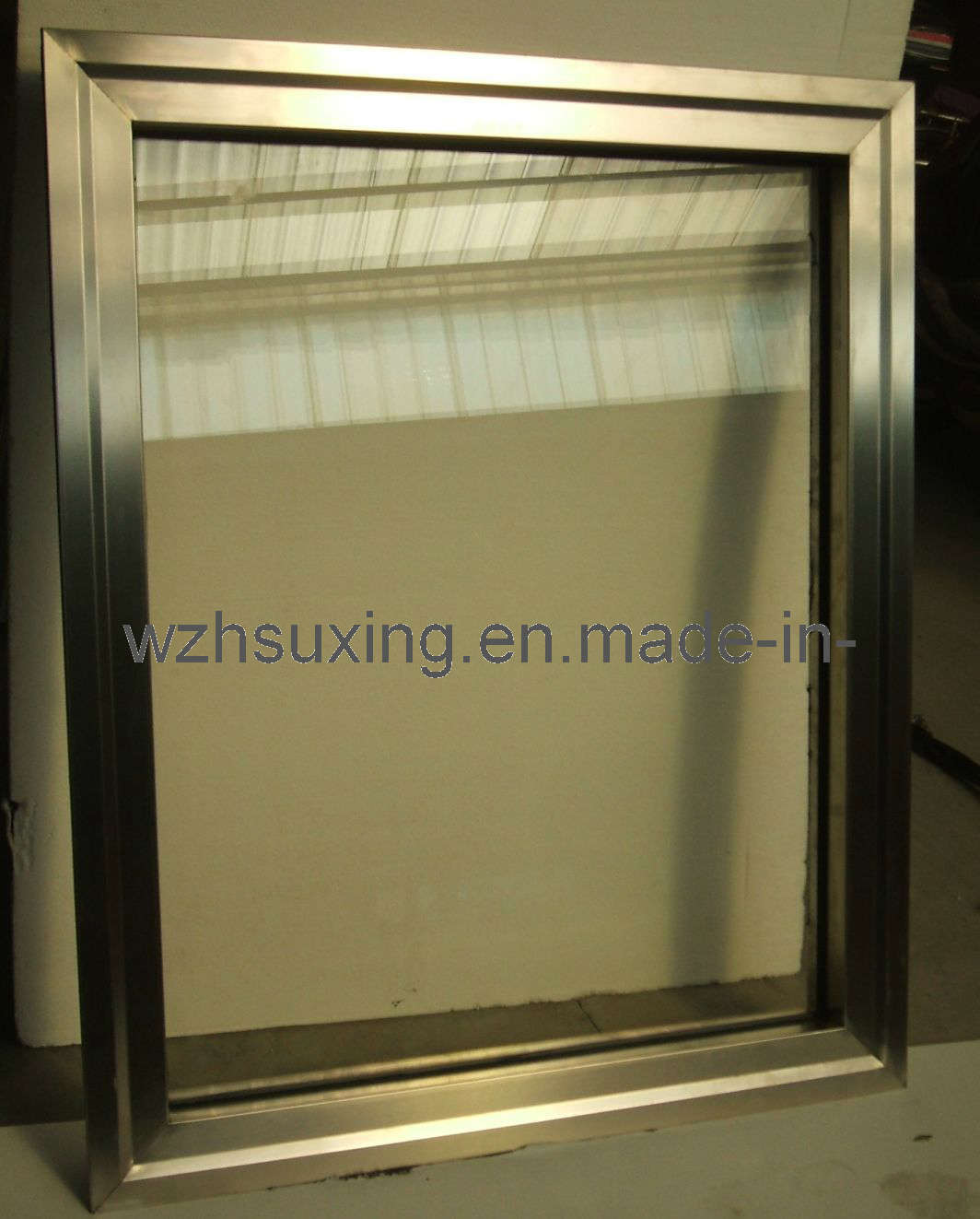 X-ray Protective Lead Glass Window