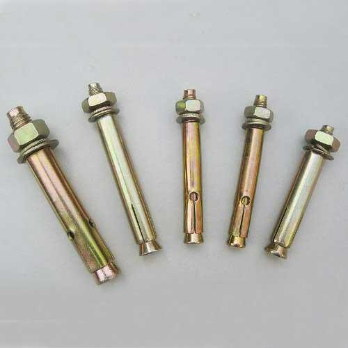 Machine Anchor, Wedge Anchor, Hex Bolt Sleeve Anchor.