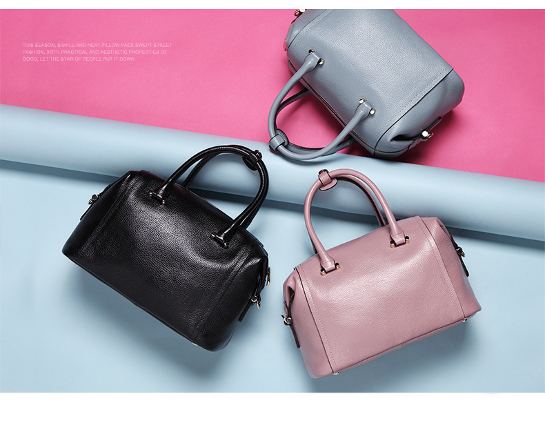 New Fashion Wholesale Ladies PU Leather Handbag /Hight Quality (MA#1614)