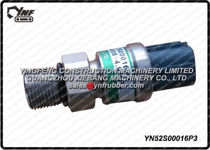 Excavator Electric Parts Yn52s00016p3 Low Pressure Negative Sensor for Kobelco Excavator Parts Sk200-6 Sk200-3 Sk200-5