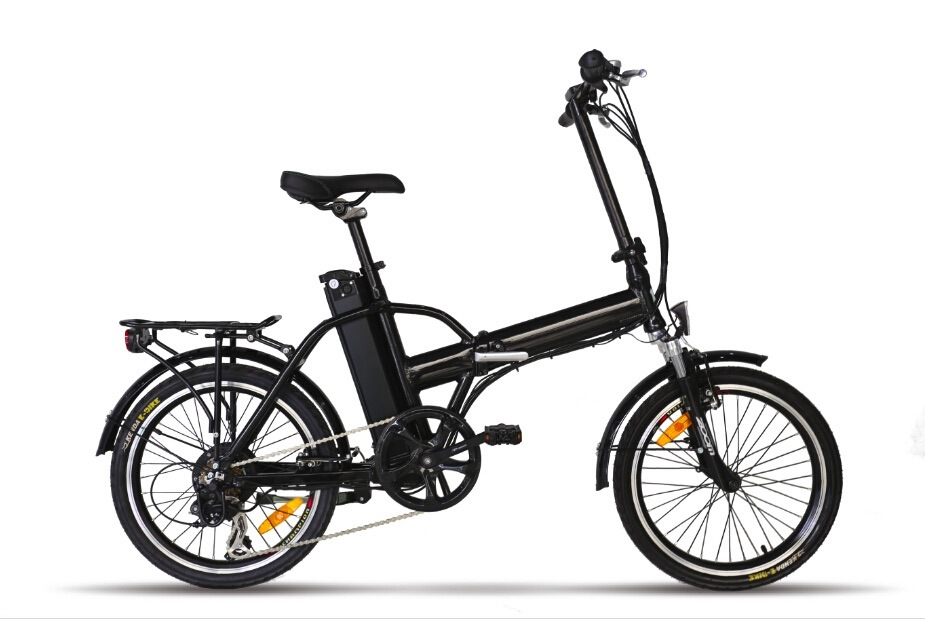"250 Watt 36V10ah Li-ion Battery 20"" Foldable Electric Bicycle"
