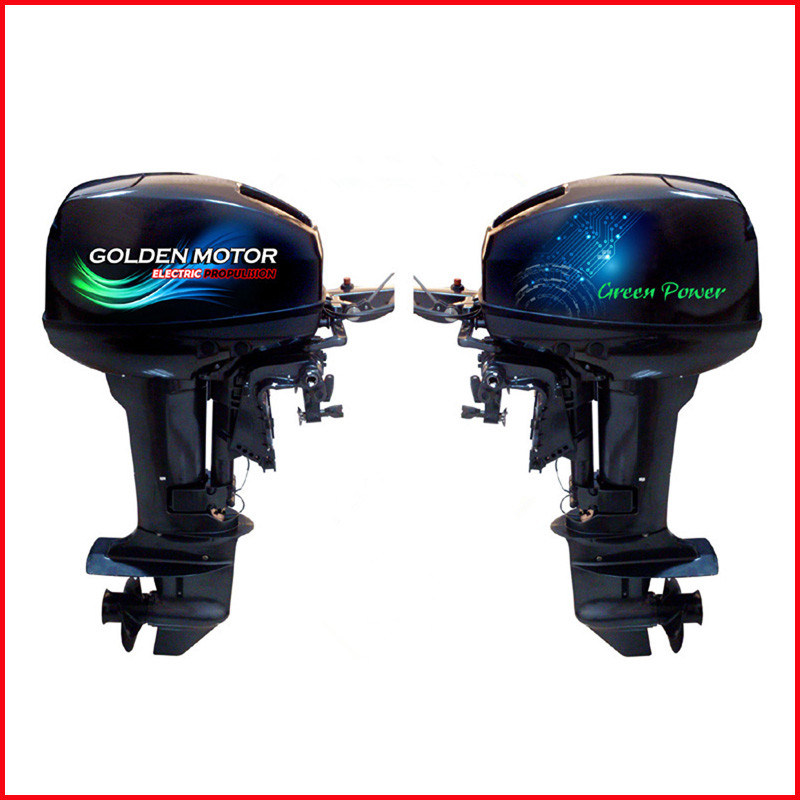 China 10hp electric propulsion outboard kit with brushless for Electric outboard motor conversion
