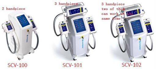 Cryolipolysis Body Shaping Beauty Equipment Vacuum Coolsculpting Machine
