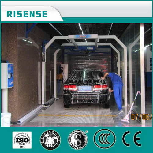 Risense Automatic and Qualited Touchless Car Wash Machine