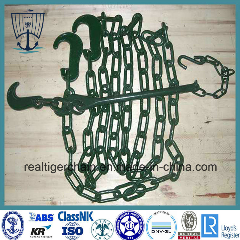 20t Container Lashing Securing Chain for Shipping