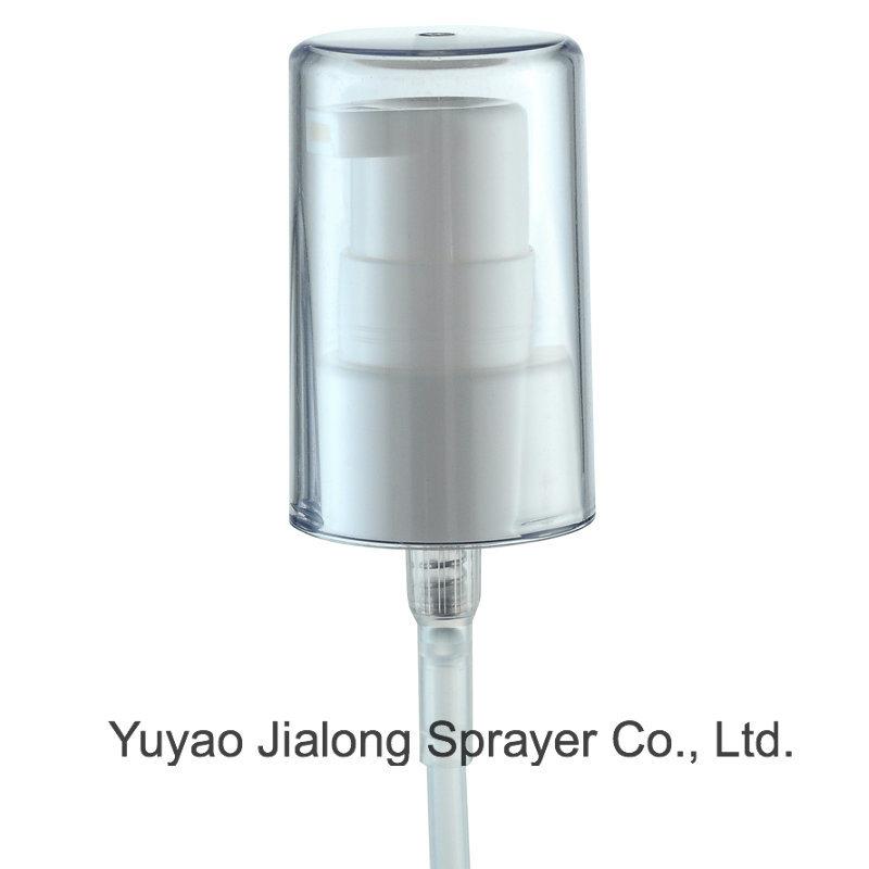 24/410 Plastic Cream Pump with Cap/Jl-C01