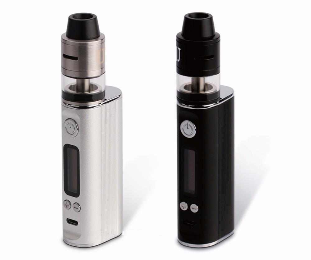 Wholesale Electronic Cigarette Jomo Ultra 80W Rdta Box Mod