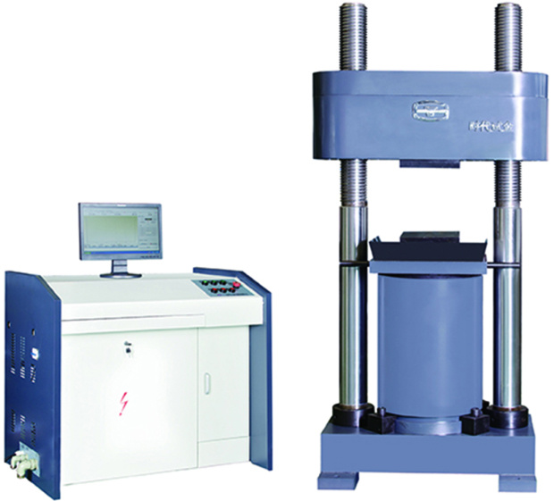 Compression Testing Machine YAW-2000D