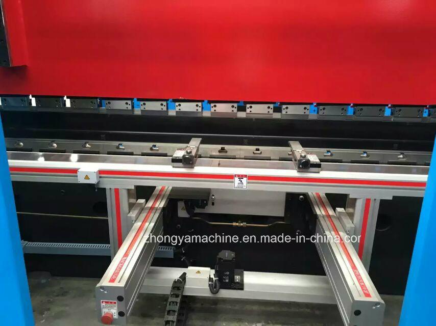 Sheet Matal Hydraulic CNC Press Brake (PBH-125ton/2500mm)