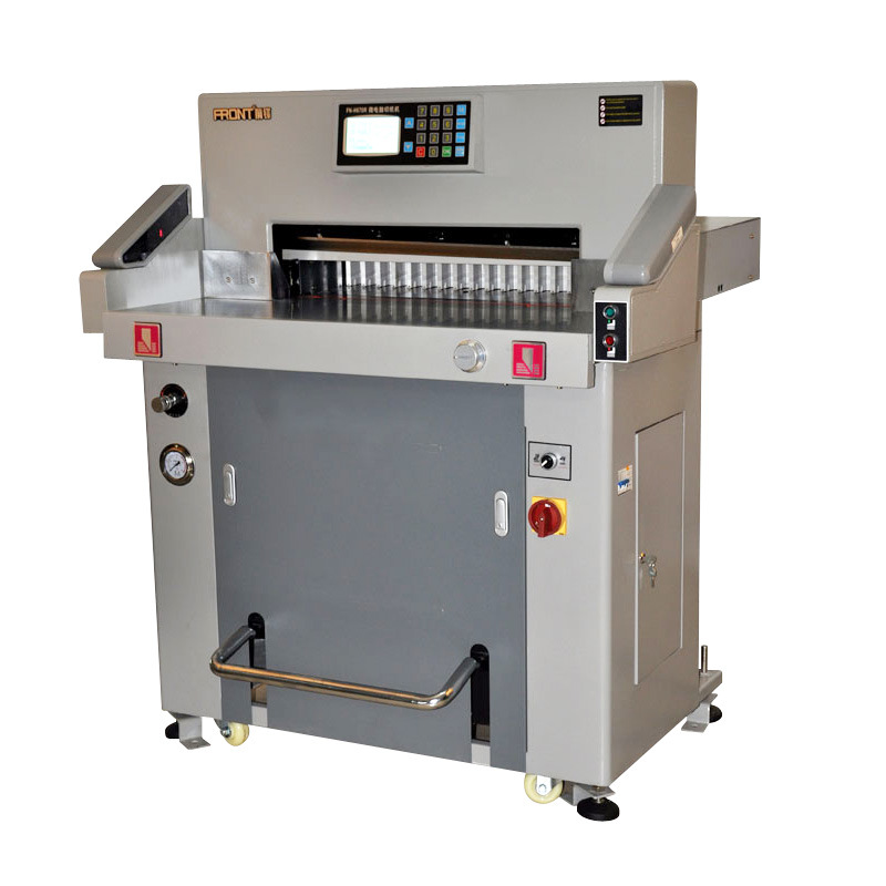 Hydraulic Program Control Paper Cutting Machine (H670R)