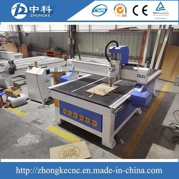 Zk 1325 Model Vacuum Table 3D CNC Router