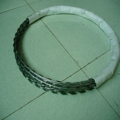 Concertina Razor Wire/Razor Barbed Wire /Razor Wire Fencing (HPZS-1004)