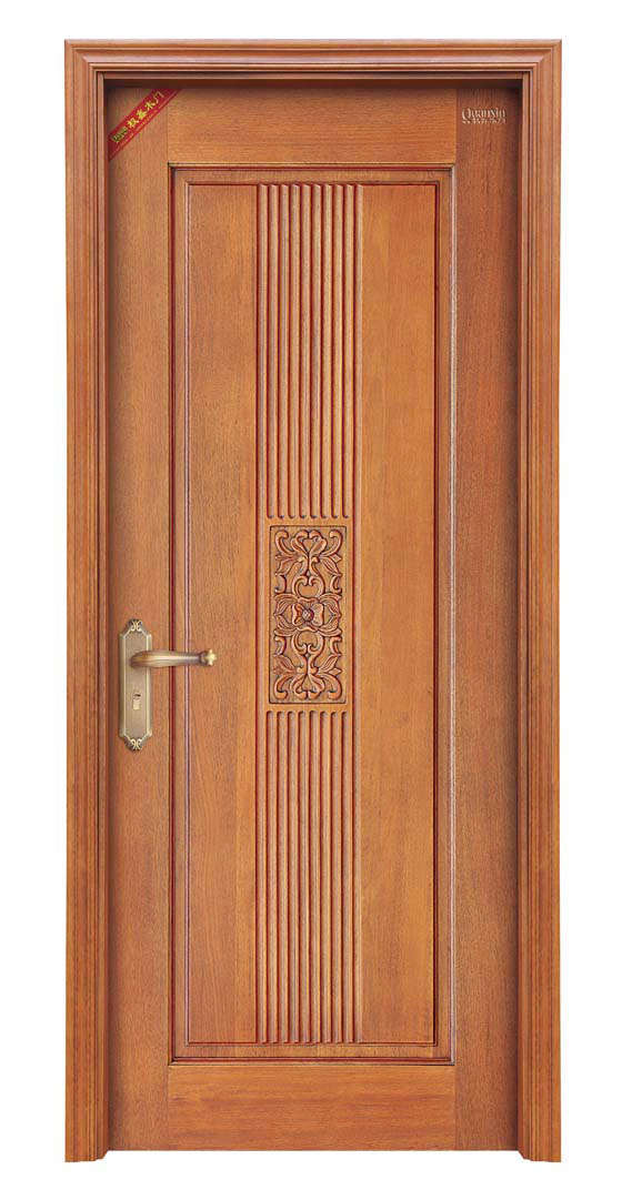 Security doors solid wood security door for Wood entry doors