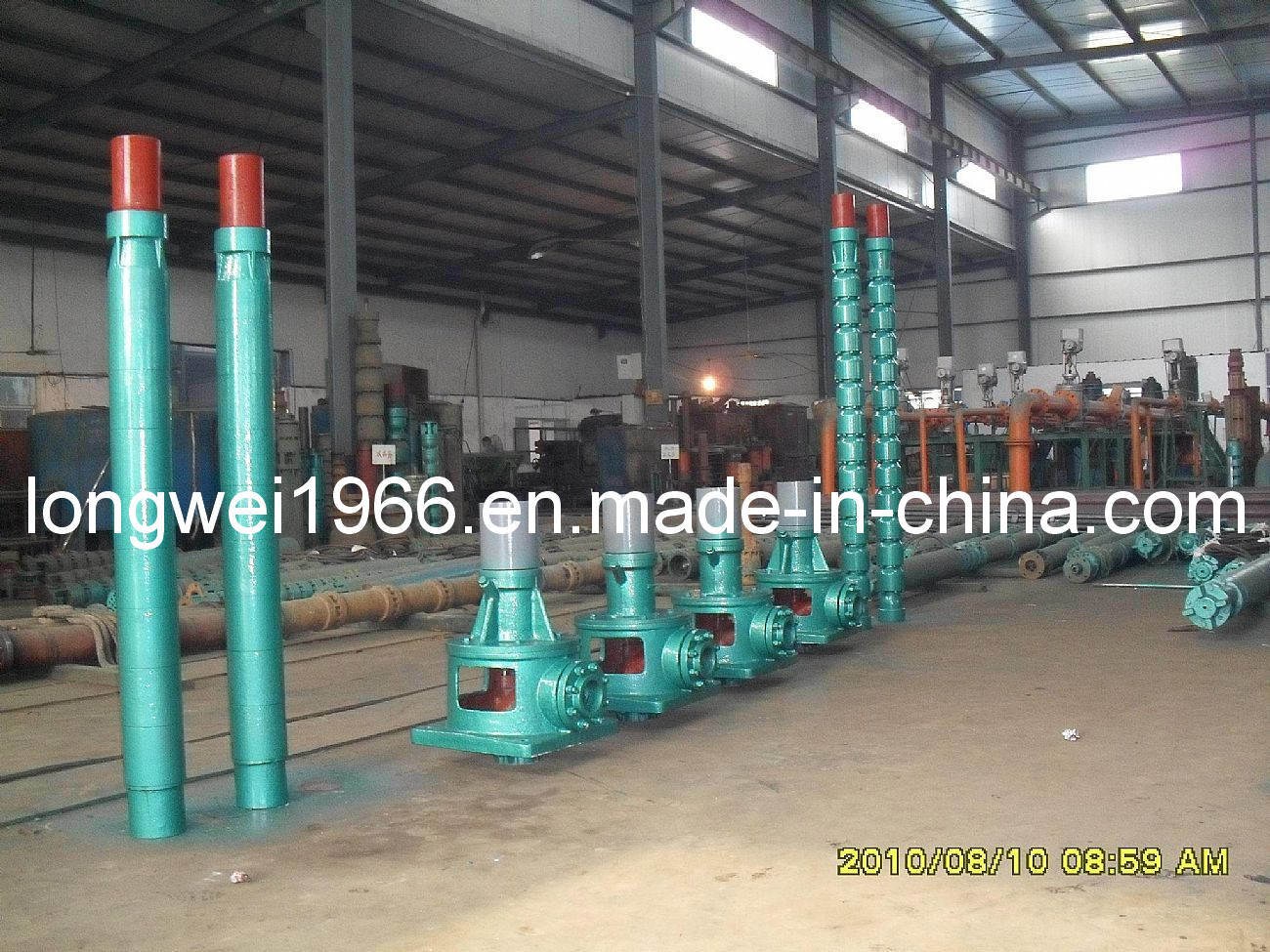 Long Shaft Deep Well Pump