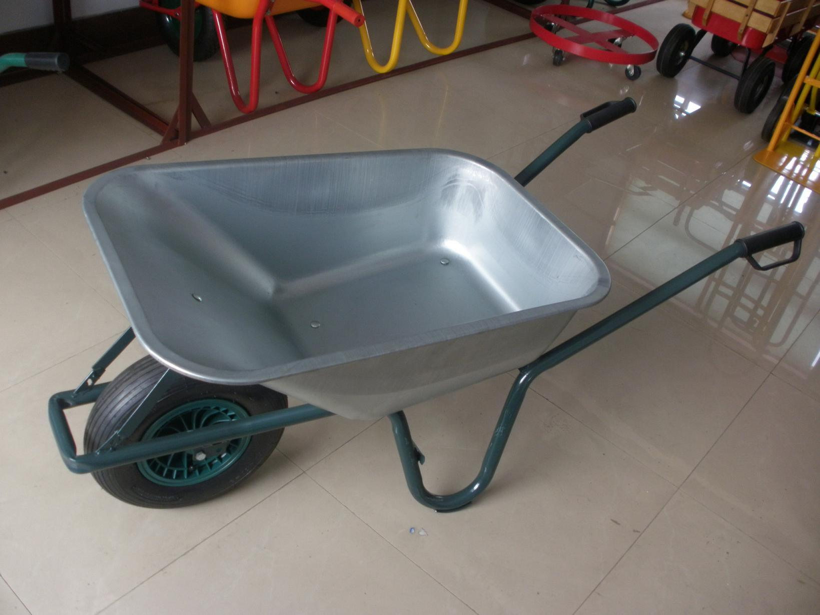 Factory Supplier Most Favored Price Wheel Barrow (wb6414t)