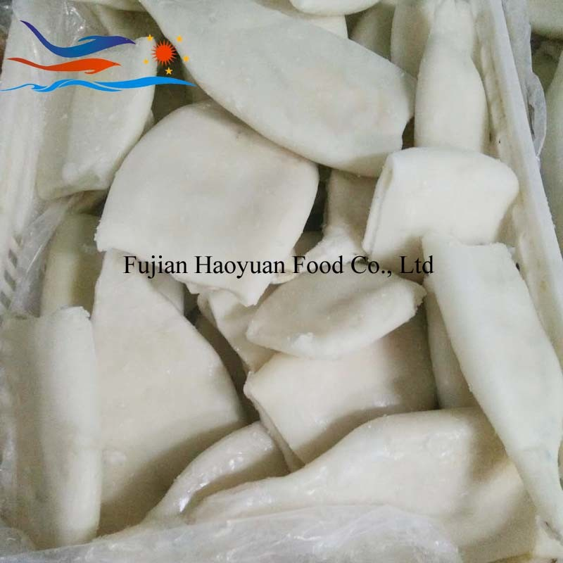 Wholesale Frozen Seafood Squid Tube