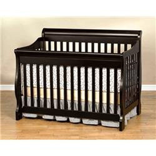 Standard Baby Mattress Size Wooden Baby Crib - China wooden baby crib, baby furniture