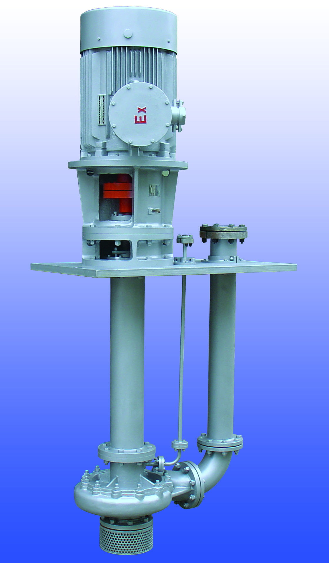 Vertical Submerged Pump (HY)