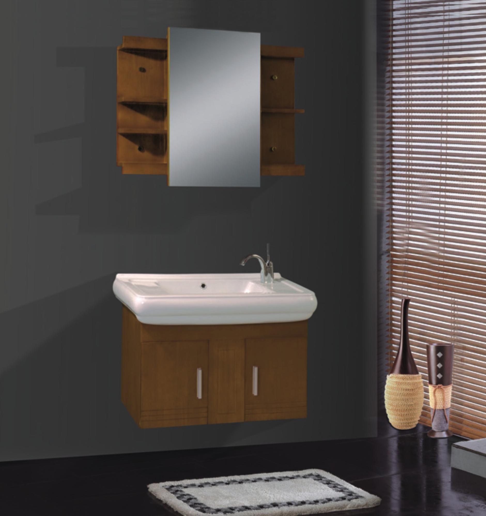 solid wood bathroom vanity se5614 china bathroom