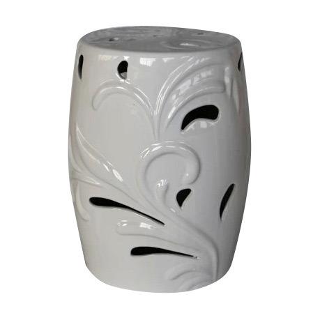 Antique Porcelain Stool (LS-90)
