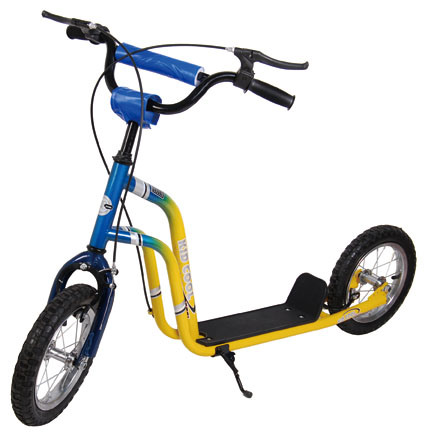 """2 Wheels Kick Scooter with 12"""" Air Tyre (GS-003B1)"""