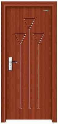 PVC Wood Door / PVC Door