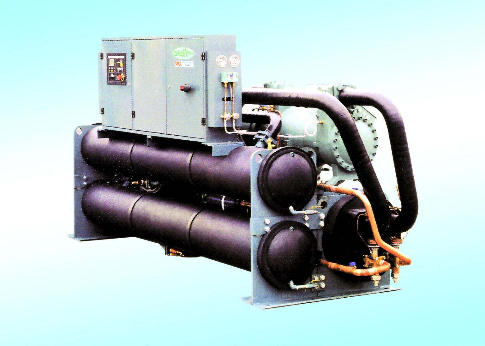 Water Cooled Screw Chiller China Water Cooled Screw Chiller Water #20ABAB