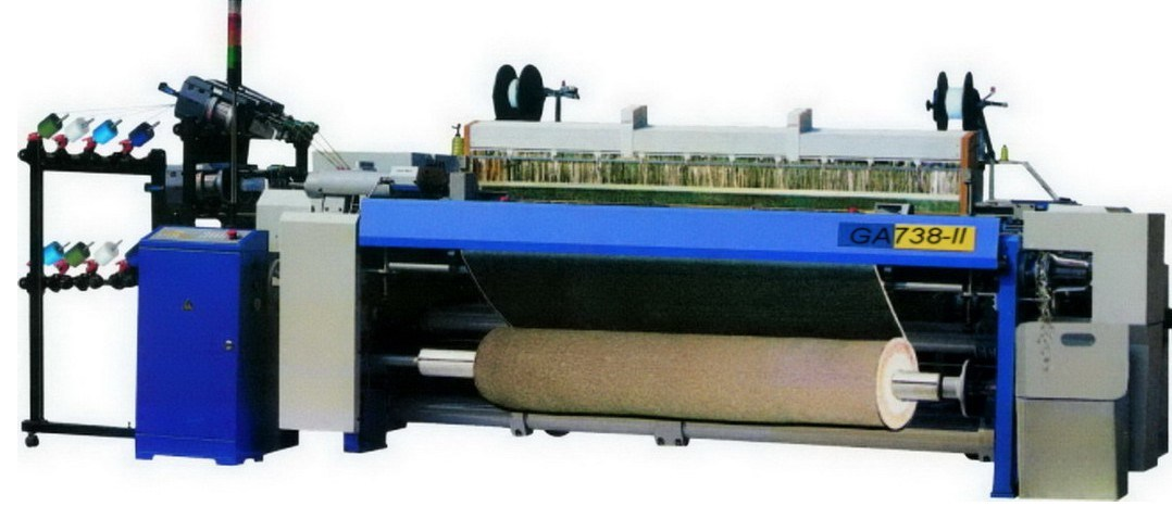 High-Speed Rapier Loom (738-II) (textile machine)