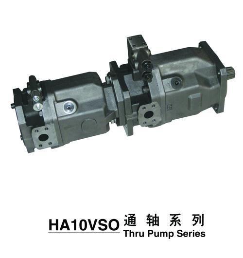 Thru Drive Pump (HA10VSO140+HA10VSO100)