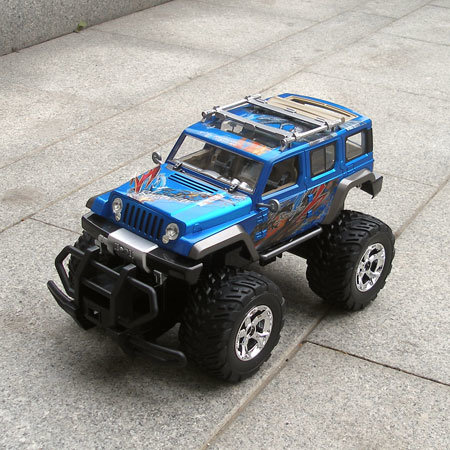 1 12 scale r c off road truck