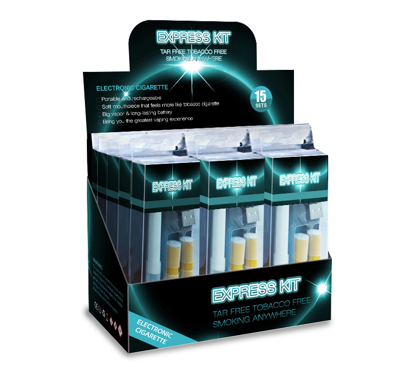310 Mini Electronic Cigarette in Display Box
