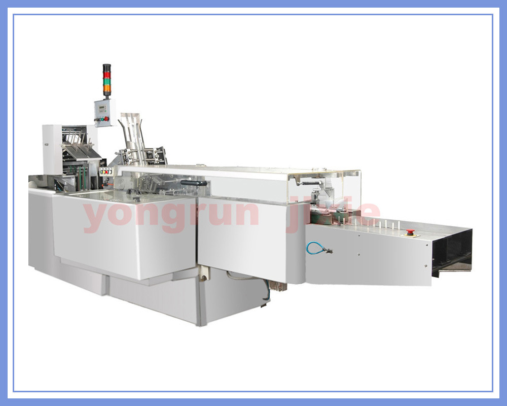 Automatic Folding Paper and Packing Machine (BZ01-1)