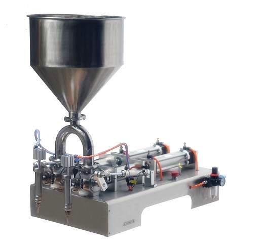 Double Head Paste Filling Machine (G2WG series)