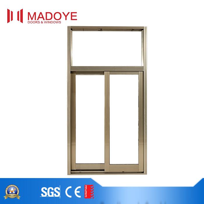 Professional Aluminum Frame Sliding Windows
