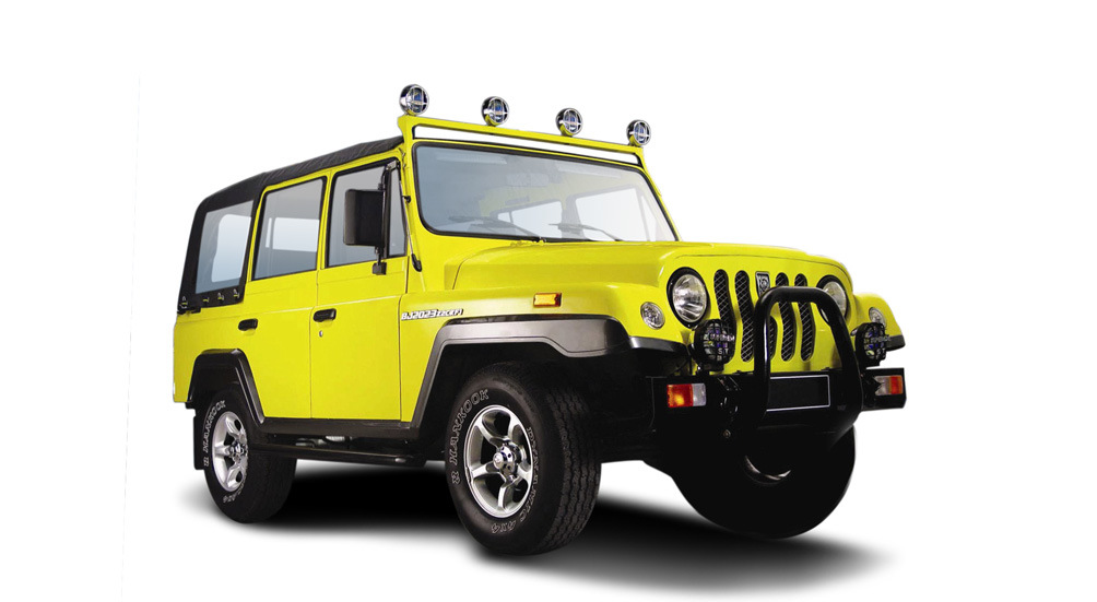 Kingstar Pluto Bz6 4WD Sport Vehicle, off-Road Vehicle