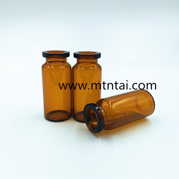 10ml Amber Glass Bottle of China Dimension