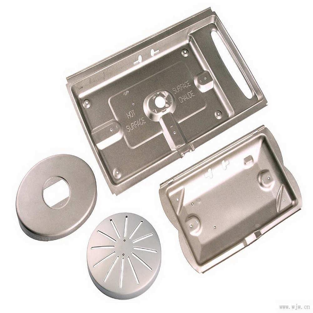 Metal Stamping Part (MS-11) - China metal stamping, precision stamping