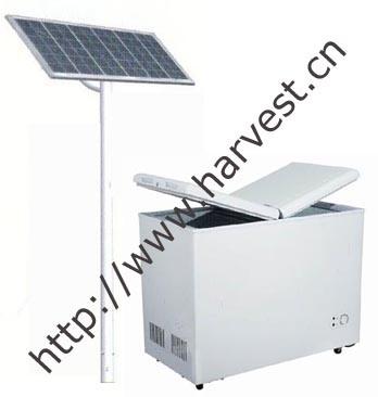 Hybrid Solar Freezer