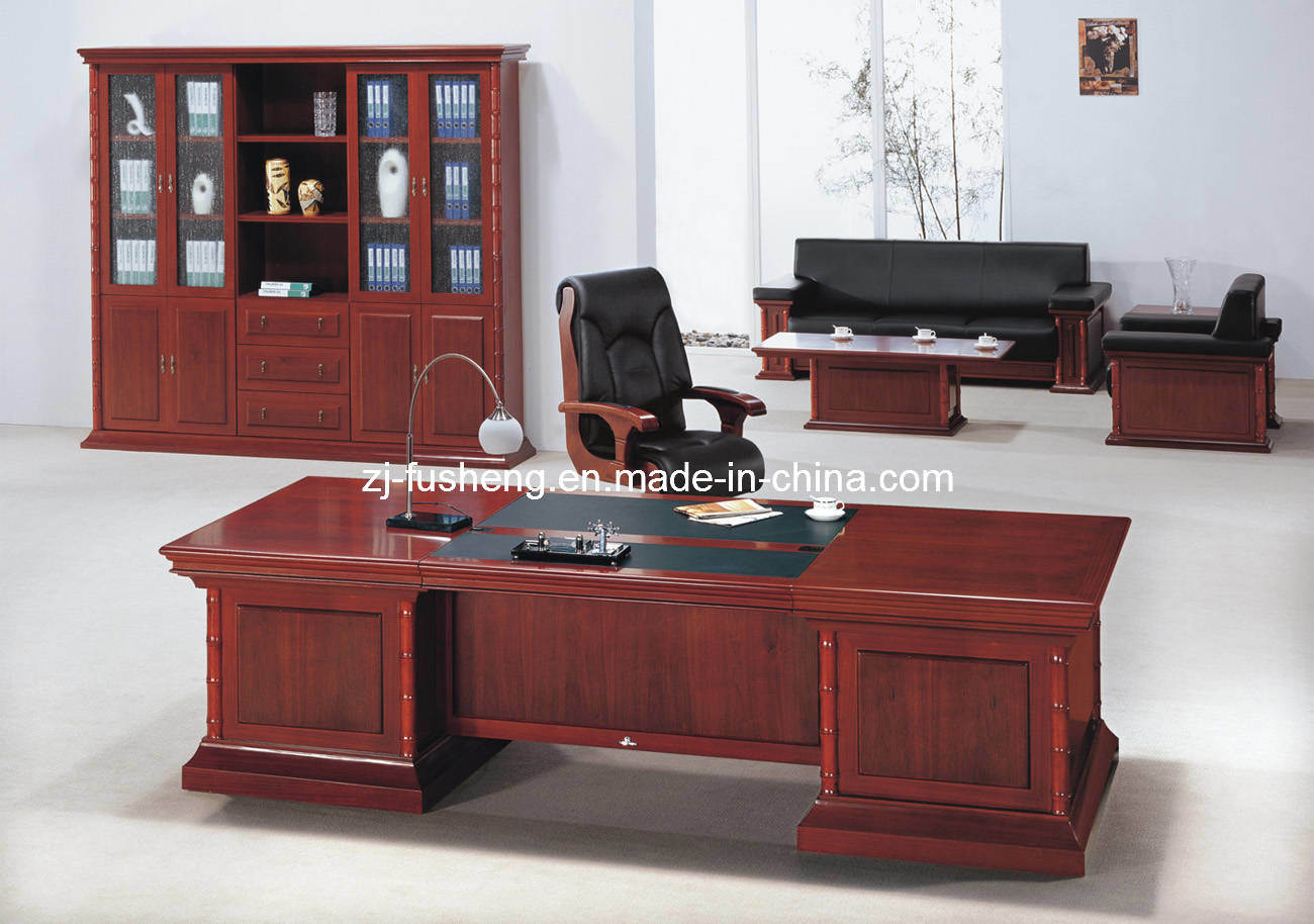 China Mdf Office Furniture Executive Table B1650