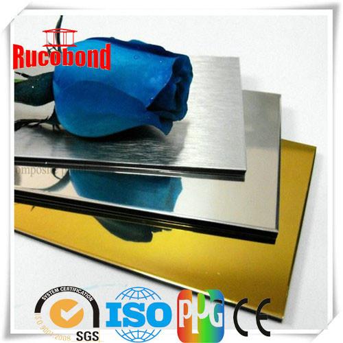 Aluminium Composite Panel Construction Material (RCB140345)